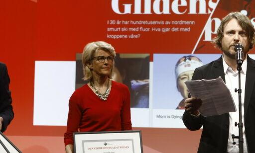 image: Dagbladet fikk prestisjepris