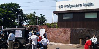 image: India: Minst 5 000 personer berørt av gasslekkasje