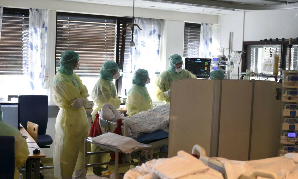 image: Leger advarer om økt fare for blodpropp ved covid-19