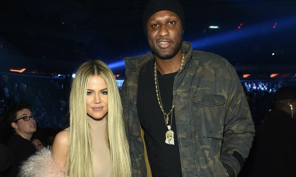 <strong>MISTET SØNNEN:</strong> Lamar Odom, som fra 2009 til 2016 var gift med Khloé Kardashian, mistet sin seks måneder gamle sønn i 2006. Foto: NTB scanpix