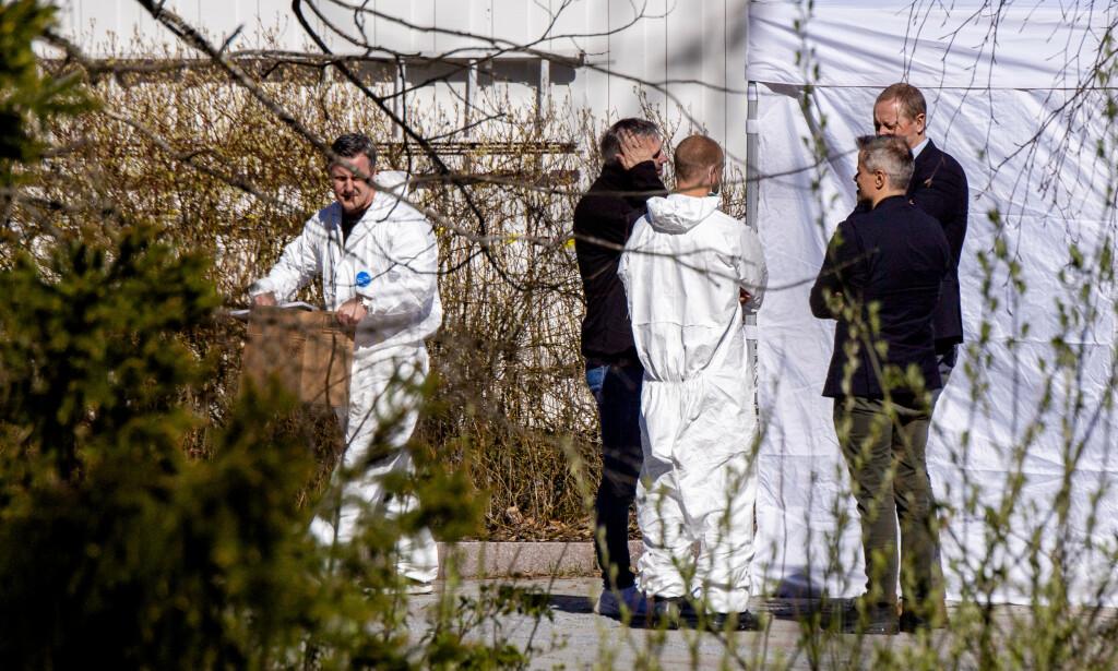 VILLEDNING: Politiet mener de ble villedet til å tro at de sto overfor en kidnapping. Foto: Lars Eivind Bones / Dagbladet