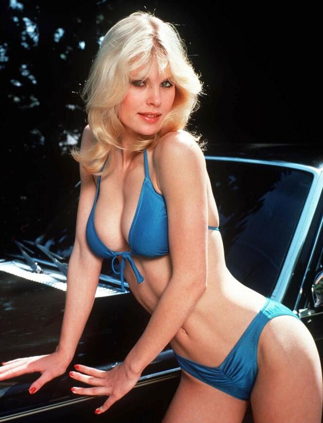 <strong>JAKT:</strong> Dorothy Stratten hadde det som skulle til, mente Playboy, og 18-åringen ble snart kalt inn til finalen i «The Great Playmate Hunt». FOTO: NTB Scanpix