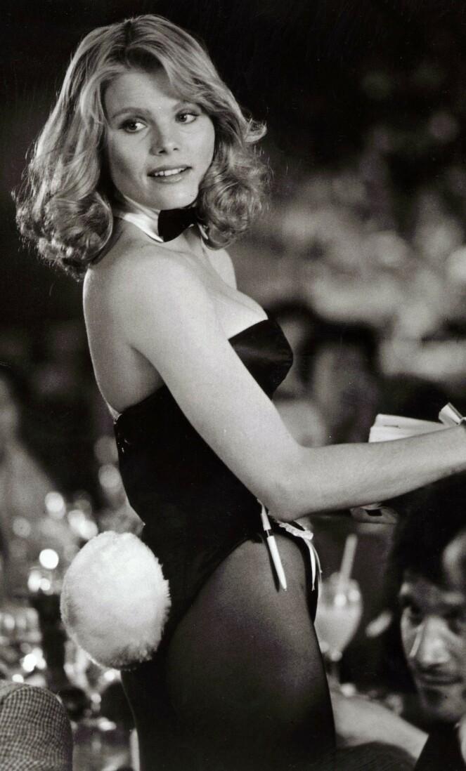 <strong>TOLKNING:</strong> Mariel Hemingway spilte Dorothy Stratten i filmen «Star 80», bare tre år etter at Stratten ble drept. FOTO: NTB Scanpix