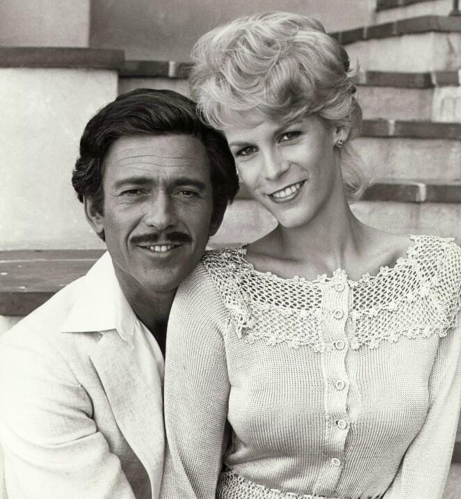 <strong>MIDTSIDE:</strong> Jamie Lee Curtis i rollen som Dorothy Stratten i filmen «Death of a Centerfold» (1981) regissert av Gabrielle Beaumont. Bruce Weitz spilte Paul Snider. FOTO: NTB Scanpix