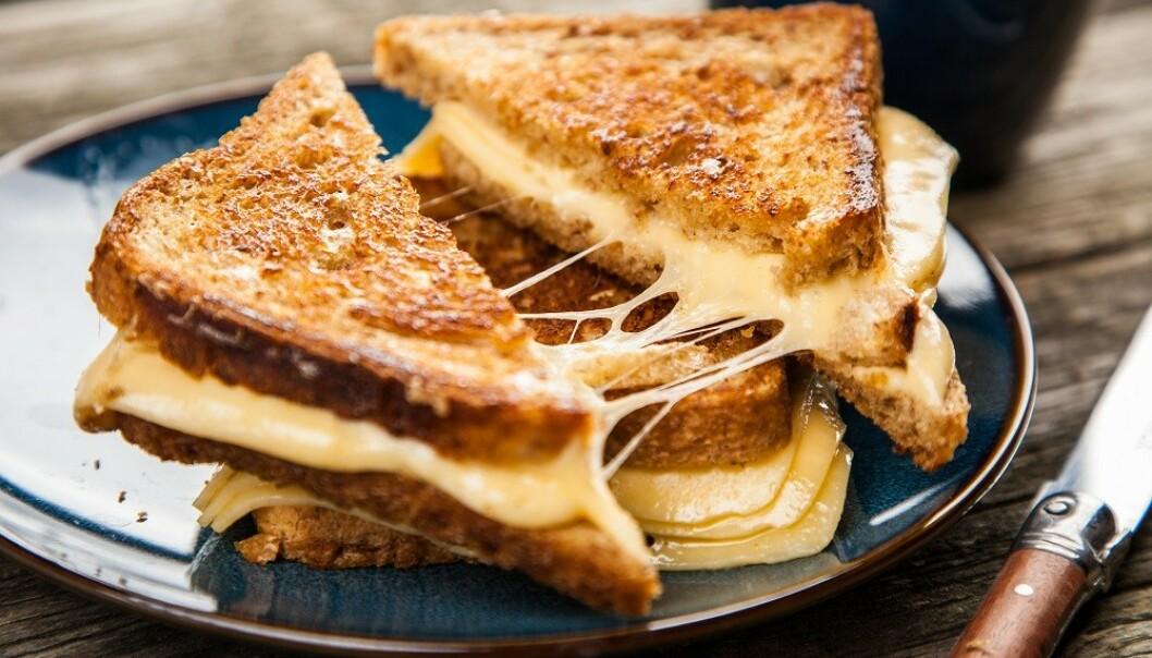 <strong>OST:</strong> Umamismaken kjenner vi av en rekke matvarer, blant annet noen typer ost. FOTO: NTB Scanpix