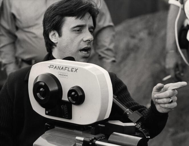 <strong>STJERNEREGISSØR:</strong> Peter Bogdanovich hadde jobbet med alt fra Hitchcock til Ryan o'Neill og Barbara Streisand. Nå la han sin elsk på Dorothy Stratten, både profesjonelt og privat. FOTO: NTB Scanpix.