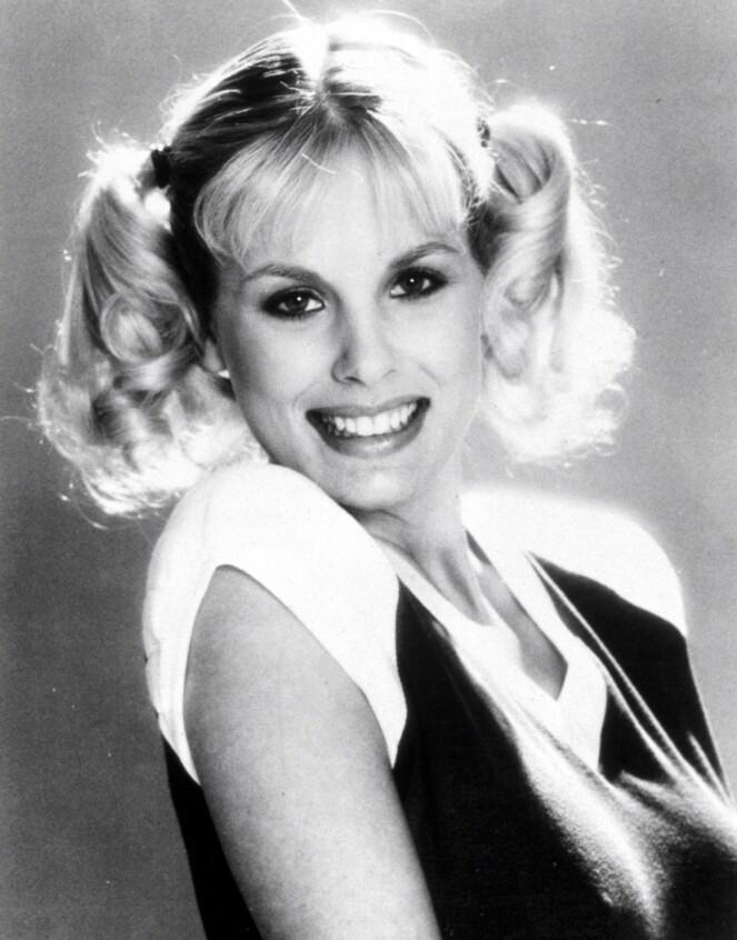 <strong>NABOJENTA:</strong> Det var ikke bare Playboy som falt for Dorothy Stratten. Også i filmbransjen åpnet dører seg. Her fra «They alle Laughed» fra 1981. FOTO: NTB Scanpix