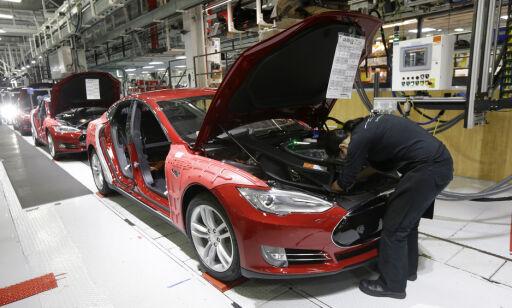 image: Elon Musk truer med å flytte Tesla ut av California