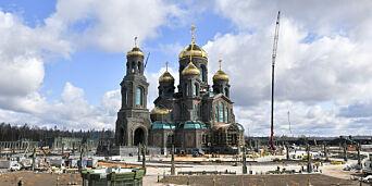 image: Putin bygger en høyere himmel