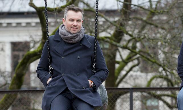 DYSTER SPÅDOM: Trener Eirik Øiestad frykter at det tar flere år før barneidretten er oppe og står igjen. Foto: NTB scanpix