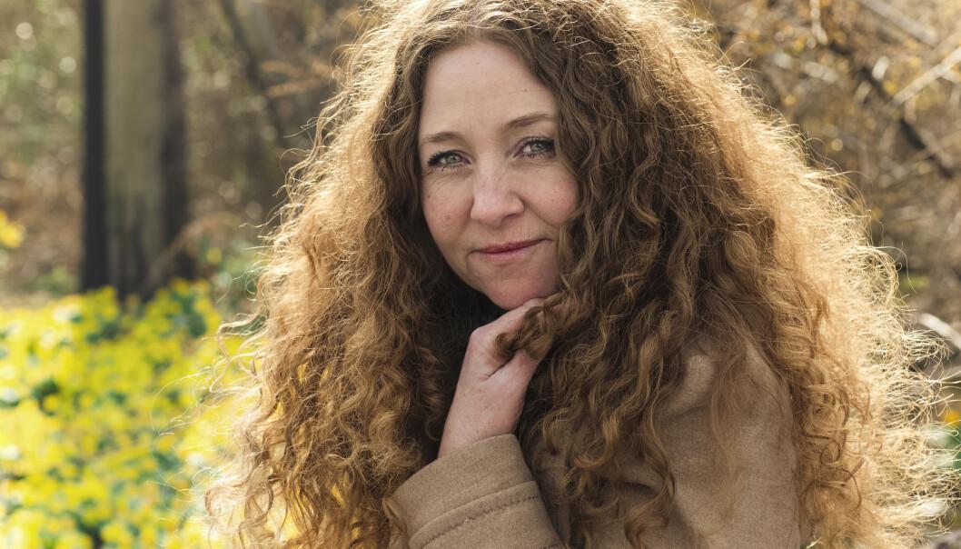 VIKTIG JOBB: Marita vil jobbe for at færre skal miste livet i meningsløse overdoser. FOTO: Astrid Waller