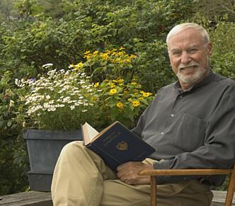 PROFESSOR: Ross Baker. Foto: Privat