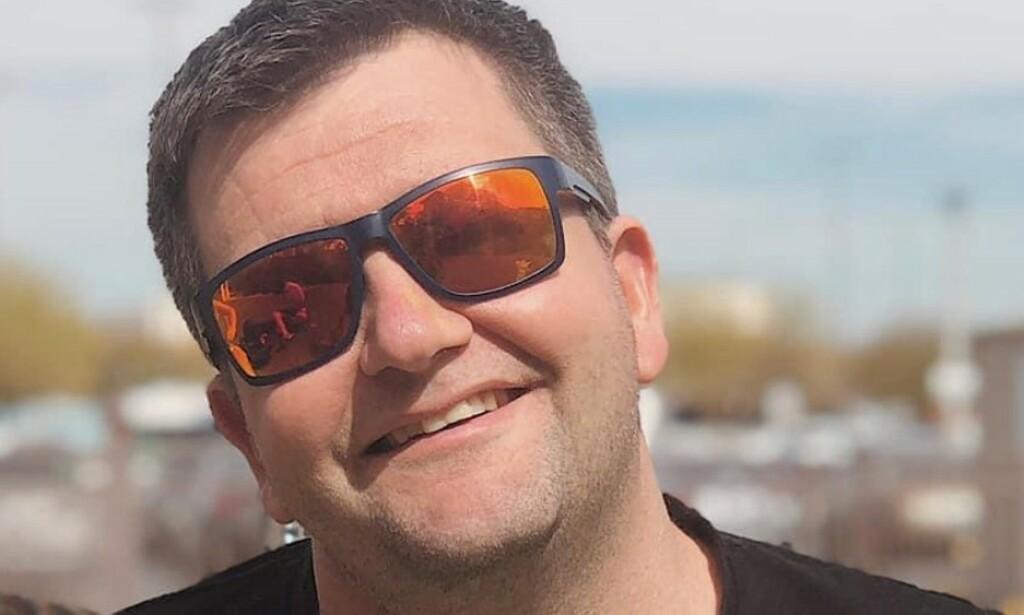 CORONAOFFER: Alexander Heggland døde av coronaviruset på lørdag. Foto: Privat