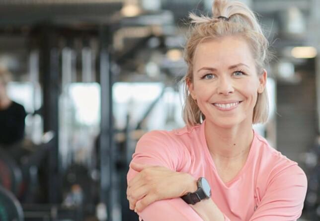 SUNNERE HVERDAG: Desiree Andersen er tydelig på at et sunnere kosthold i hverdagen skal føles givende, ikke energitappende. FOTO: Maciej Krzysztof