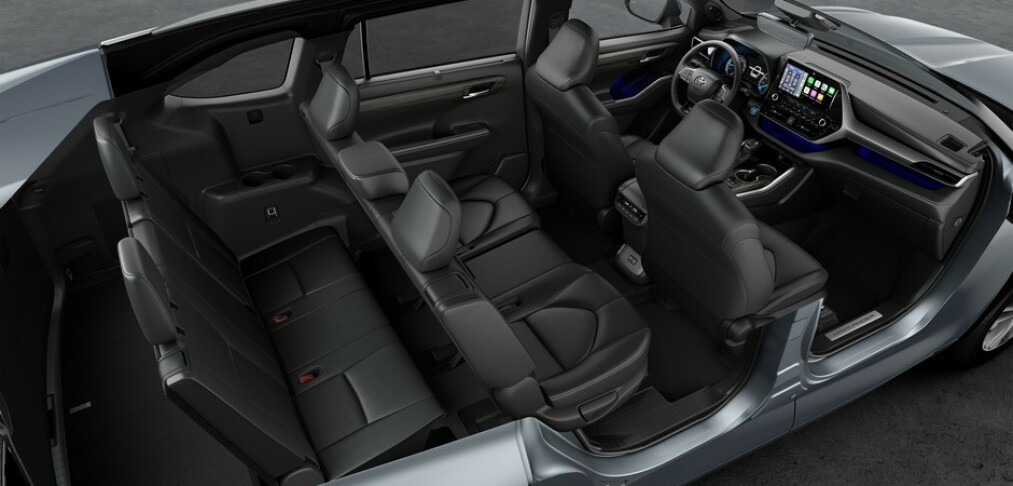 Svær SUV fra Toyota