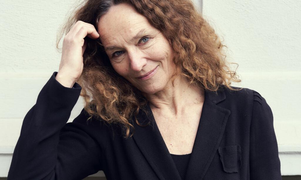 ALVOR: Direktør for Folkehelseinstituttet Camilla Stoltenberg tenker stort sett bare på én ting for tiden: Covid-19. Foto: Morten Rakke