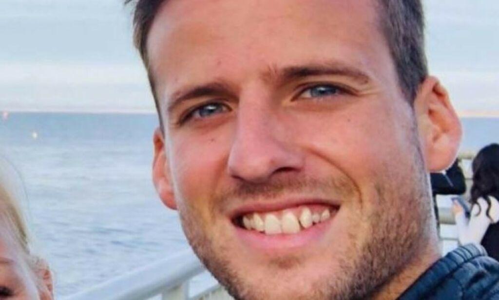 image: Ben (26) døde i haiangrep