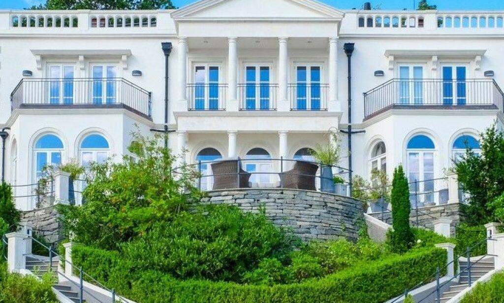 image: Selger luksusvilla i Bergen: - Snakket om arveoppgjør