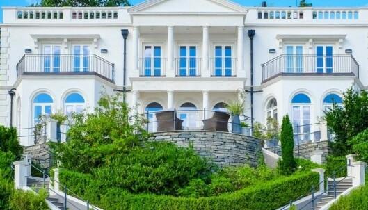 Selger luksusvilla i Bergen: - Snakket om arveoppgjør