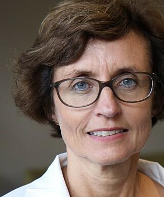 LEDER AV KOMPETANSETJENESTEN: Ingrid Helland.
