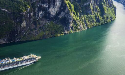 image: Turistmagnet ble «spøkelsesfjord»