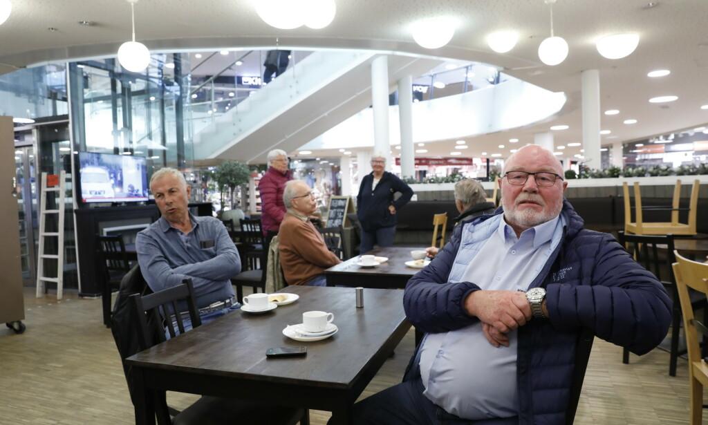 STØTTER TOM: Tom Nilsen sier at han ikke tror Tom Hagen har tatt livet av Lisbeth. Foto: Nina Hansen / Dagbladet