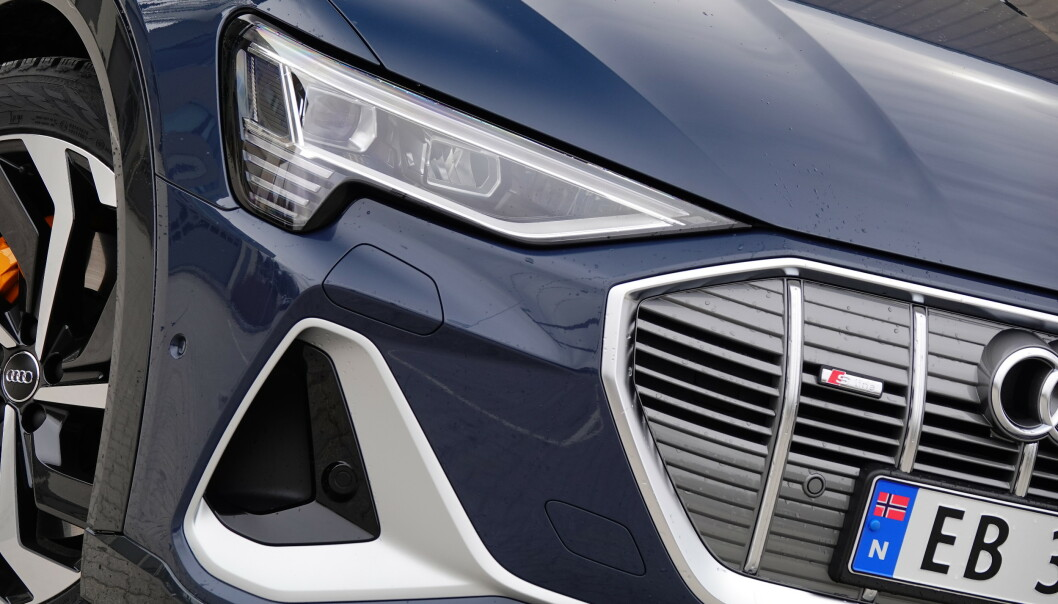 Audis frekkeste e-tron testet