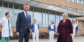 image: Norge sender corona-medisin til Sverige