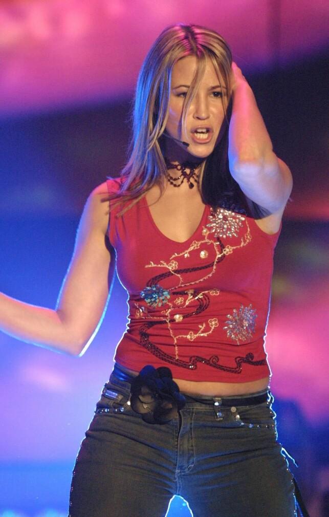 2001: Rachel Stevens har hatt stor suksess som soloartist etter splittelsen av S Club 7. Foto: NTB Scanpix
