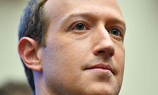 image: Zuckerberg punger ut til syke ansatte