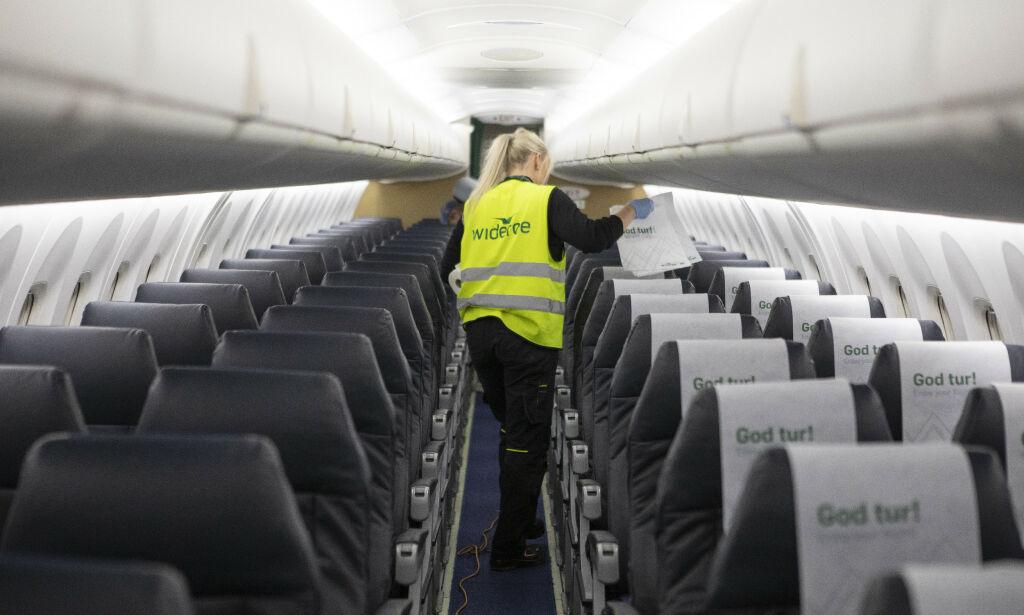 image: Fly innenlands? Nå gjelder dette