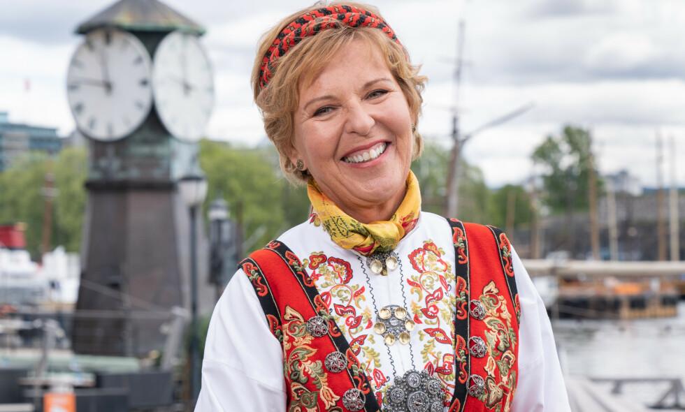 CORONASYK: Den kjente TV 2-kokken Wenche Andersen avslører årsaken til at hun forsvant fra TV-skjermen i lang tid. Foto: NTB Scanpix