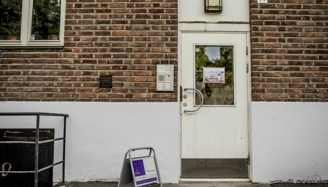 <strong>VEIEN INN PÅ BOLIGMARKEDET:</strong> Det kan være en utfordring for unge førstegangskjøpere å komme seg inn på boligmarkedet. Les Dinside-journalistens beste råd i saken under, og lykke til. Foto: Stian Lysberg Solum/NTB Scanpix.