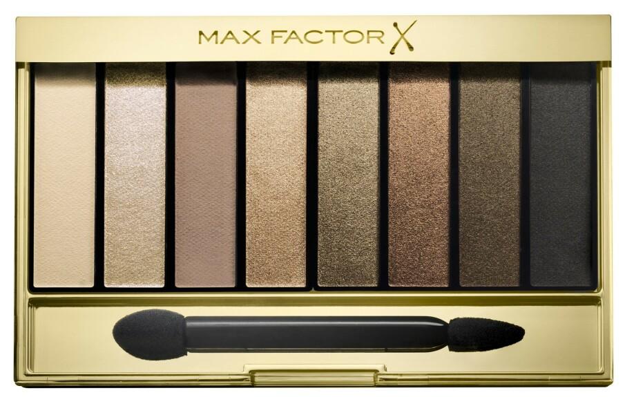 <strong>Øyenskygge  Max Factor   https:</strong>//www.blush.no/product/1139679/sminke/oeyne/max-factor-masterpiece-nude-oeyenskyggepalett?utm_source=KK_Gunhild_uke20