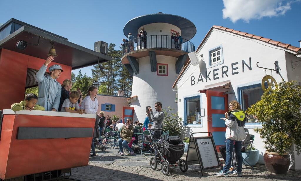 ÅPENT: I dialog med smittevernoverlegen i Kristiansand har Dyreparken holdt åpent med et svært begrenset tilbud i hele coronaperioden. Snart kan de åpne for langt flere. Foto: John Trygve Tollefsen / Dagbladet