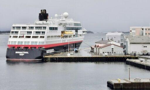 image: «Forbyr» favorittplagg på Hurtigruten