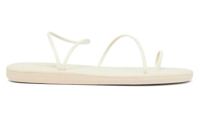 Ancient Greek Sandals via Matchesfashion.com, kr 1180