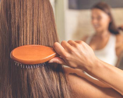 image: Sliter du med tørt hår?