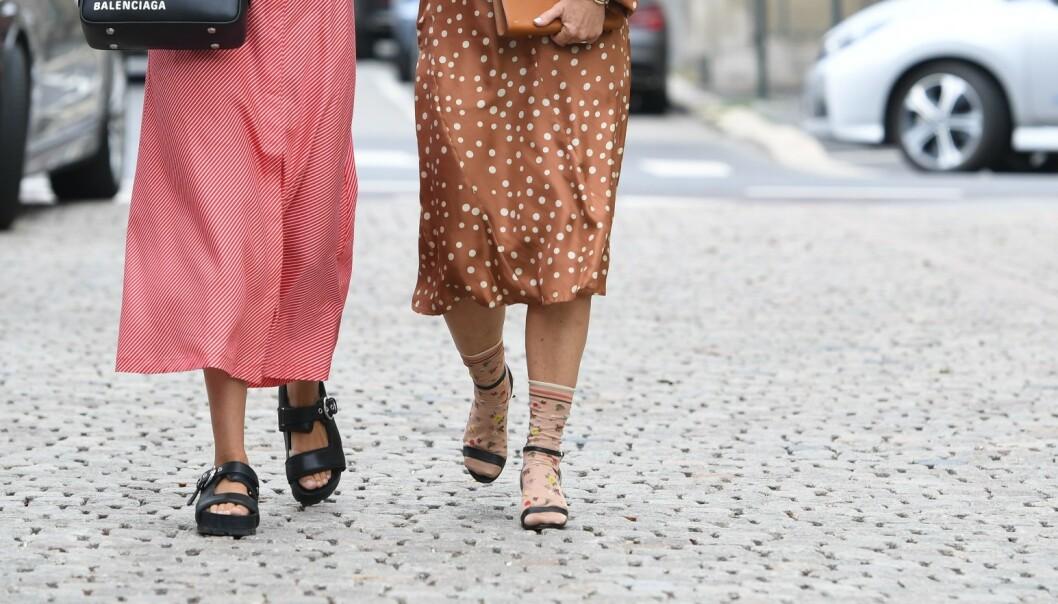 14 fine sandaler til årets varme dager