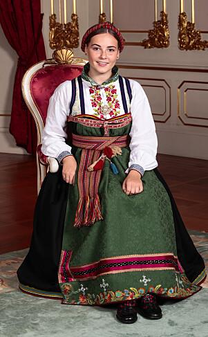 Oslo 2019831.  Prinsesse Ingrid Alexandra konfirmeres i Slottskapellet. Prinsessen har fulgt konfirmasjonsundervisningen i Asker menighet. POOL Foto: Lise Åserud / NTB scanpix