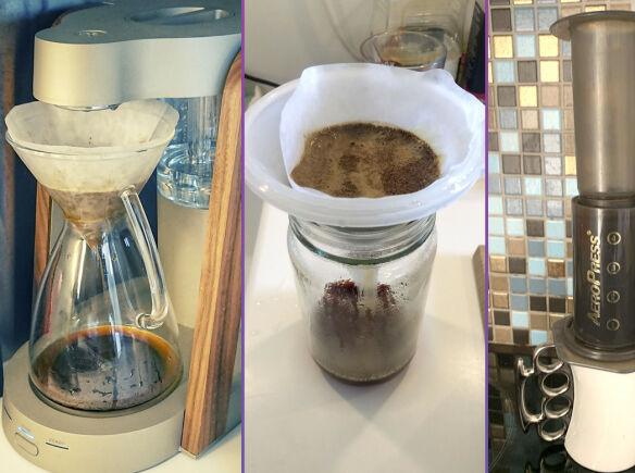 image: 13 måter norske utviklere brygger kaffe på hjemmekontor