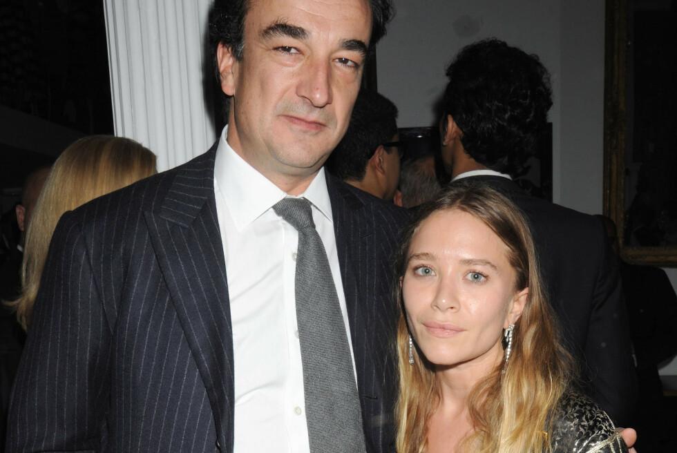 <p>NEW YORK: Mary-Kate Olsen og Olivier Sarkozy avbildet under et arrangement til støtte for New York Academy of Art's i 2015. Foto: Johns PKI/Splash News<br> </p>