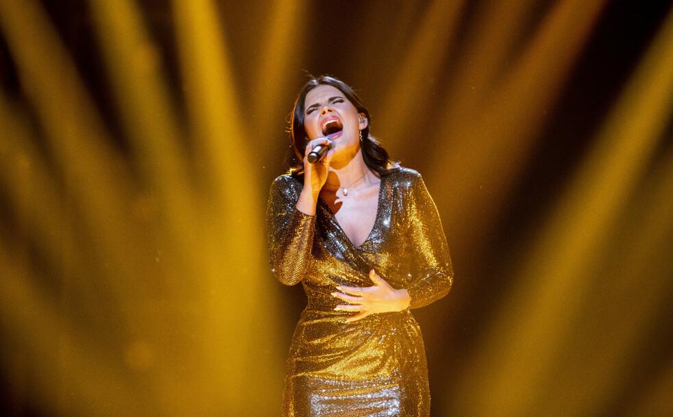 <strong>POPULÆR:</strong> Ulrikke Brandstorps Eurovision-bidrag gjør det svært godt på strømmetjenesten Spotify. Foto. NTB Scanpix