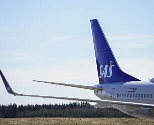 image: Flyprisene kan gå opp