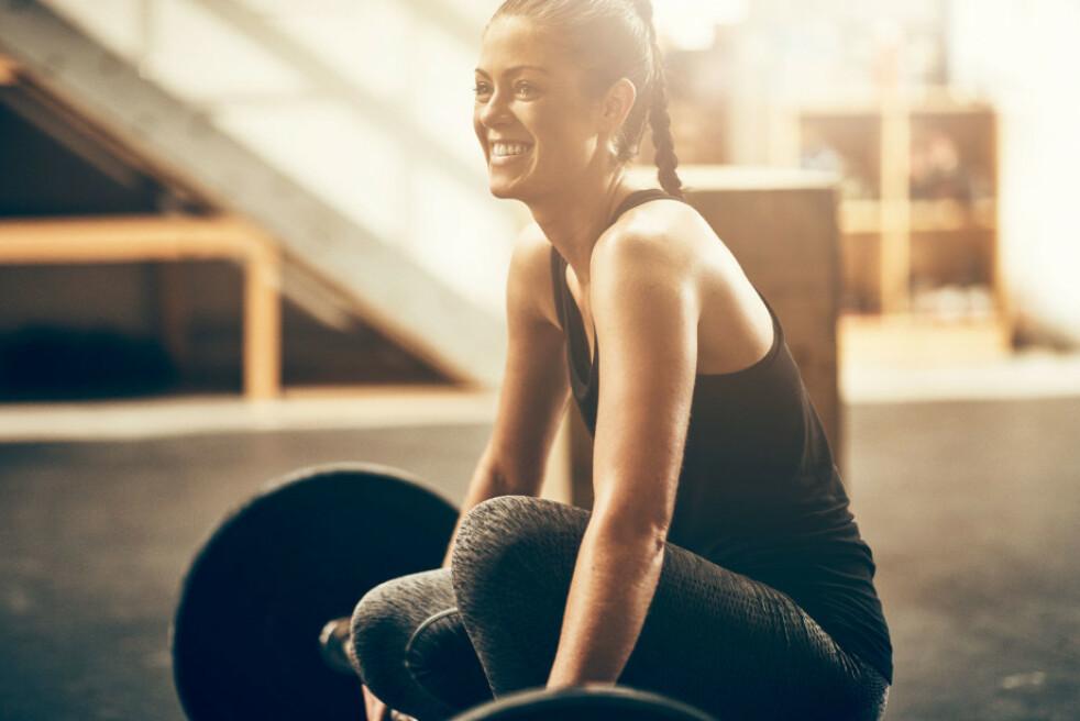 <strong>TRENINGSØKT:</strong> For en person som bare vil bruke kroppen og effektivt få opp pulsen, kan man fint gjennomføre en økt 20-30 minutter. FOTO: NTB Scanpix