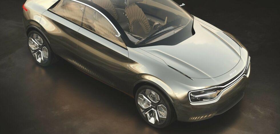 image: Kias nye elbil knuser Porsche
