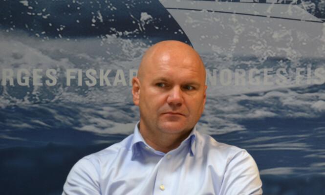 NESTLEDER I FISKARLAGET: Arild Aarvik er innblandet i påstått juks. Foto: Norges Fiskarlag