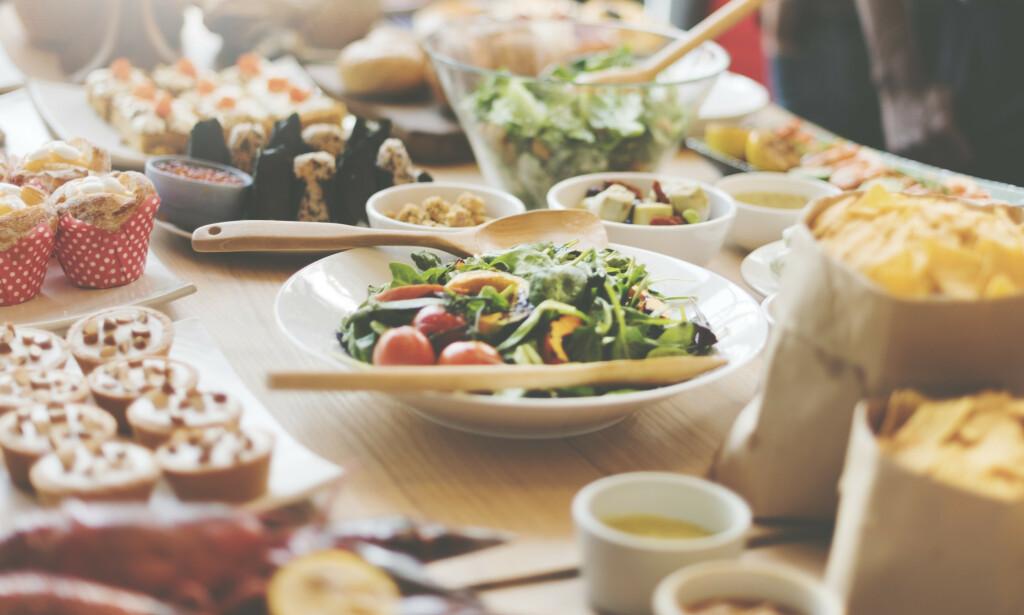 17. MAIFROKOST: Noe salt, noe søtt - og masse frukt og grønt. Her har vi samlet våre beste oppskrifter til 17. maifrokosten.