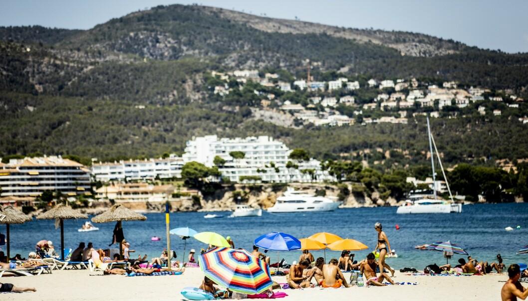 Mallorca åpner for turister