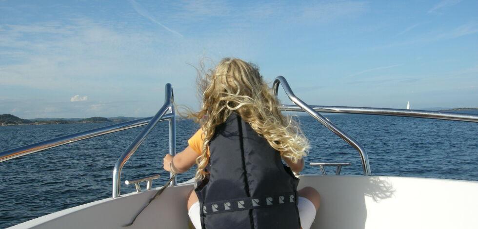 image: - Ikke regn med ferie i båten